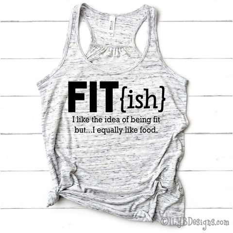Fitish Workout Tank
