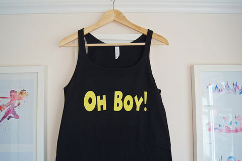 Oh Boy! Women's Tank Top