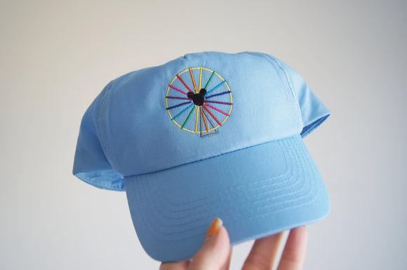 Mickey's Fun Wheel Baseball Cap