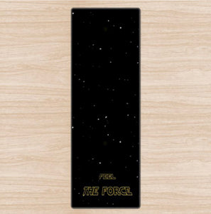 Feel The Force Yoga Mat