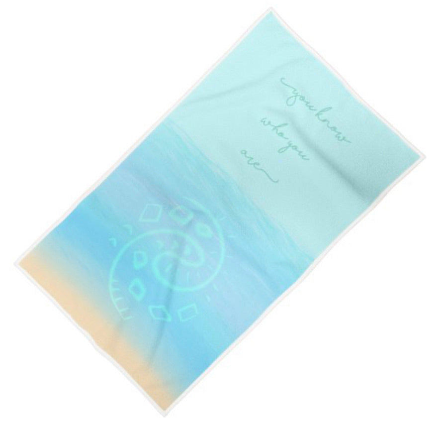 Heart of Tefiti Towel