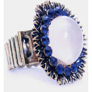 Moonstone Ring - Dazzle Her Now