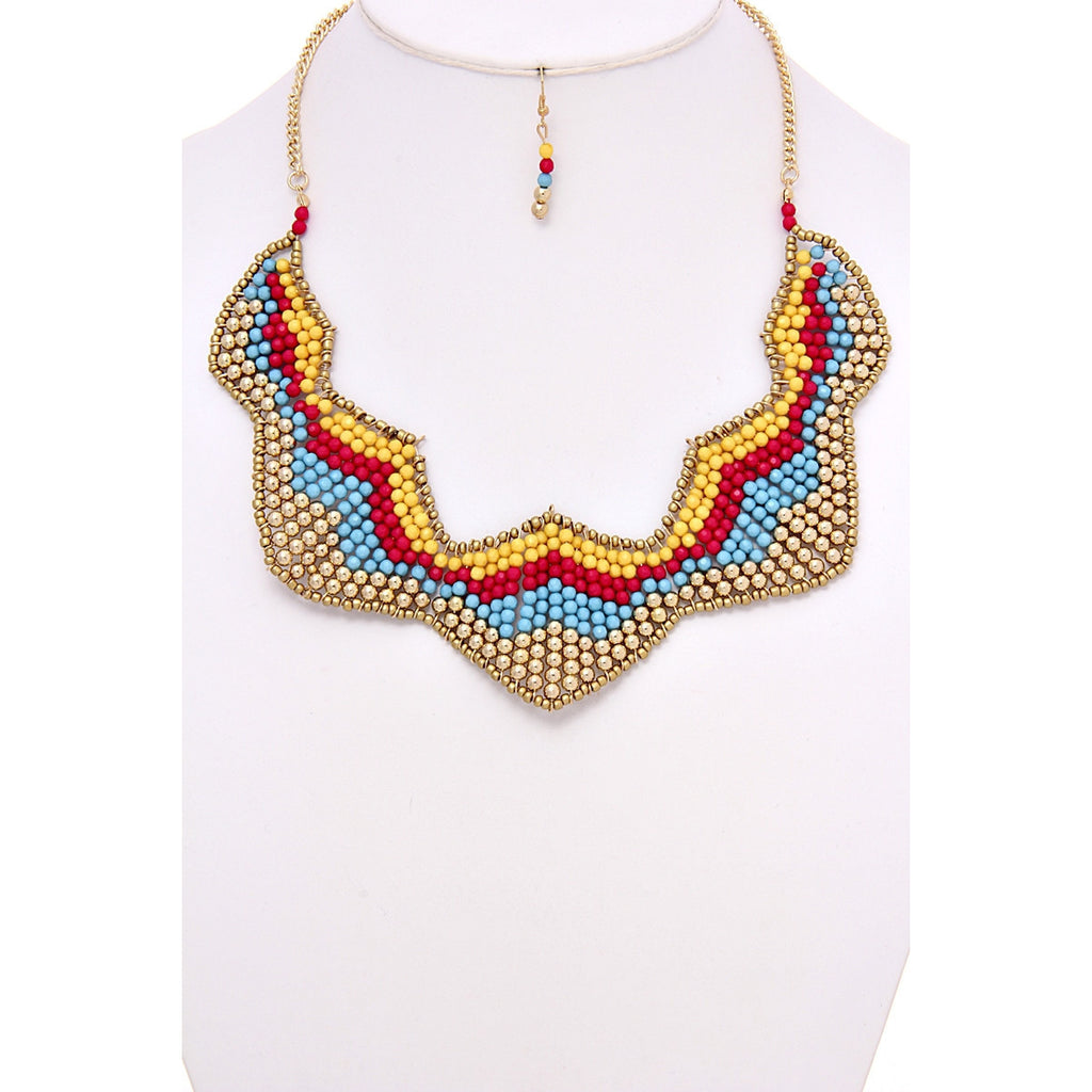 chic tradesy boho premier necklace i designs