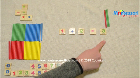Teaching Addition the Montessori-inspired Way