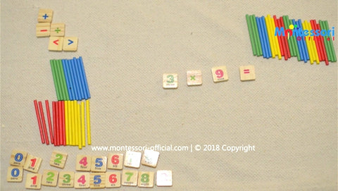 Teaching Multiplication the Montessori-inspired Way