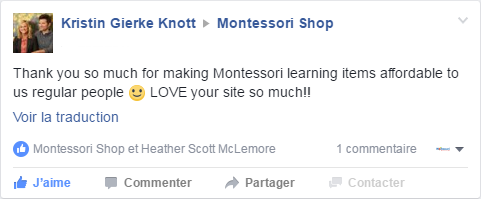 montessori official shop price review