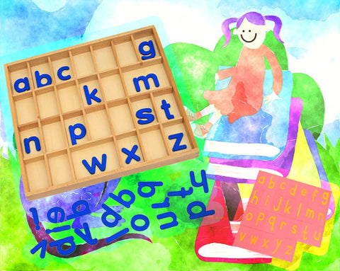 Teaching Phonics: 7 Effective Montessori Approaches