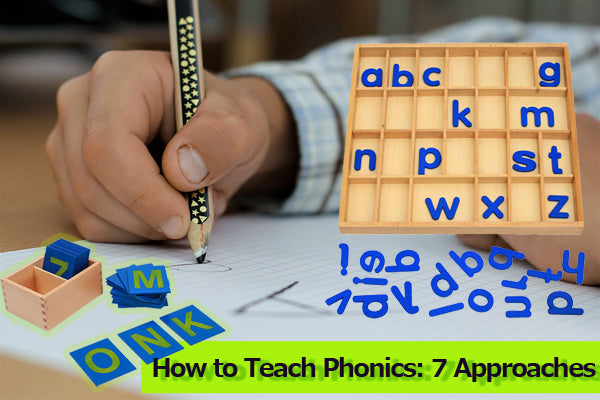 How to Teach Phonics: 7 Effective Approaches