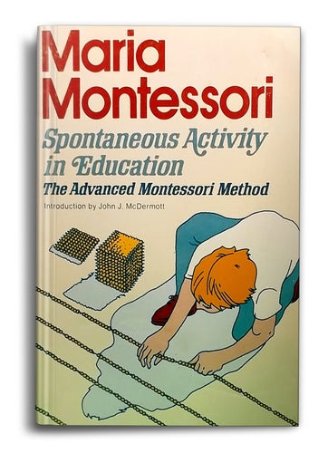 Spontaneous Activity in Education (Book) - Offered