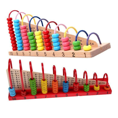 Cognitive educational toys – Abacus