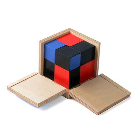Cognitive Educational Toys - Algebraic Binomial Cube