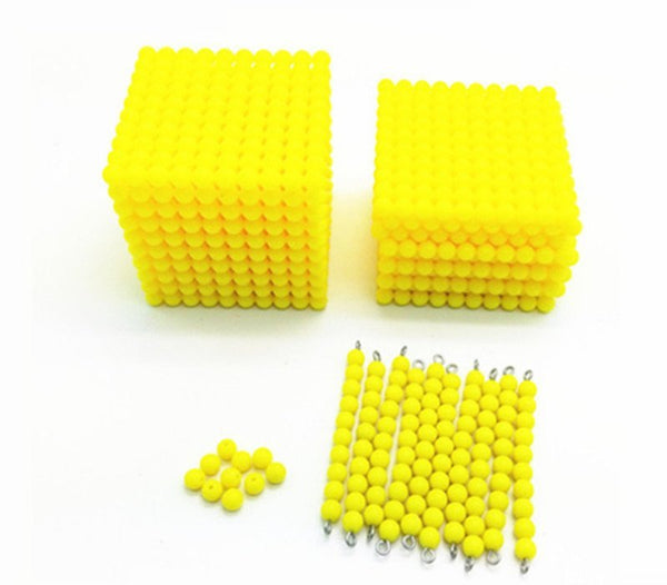 Cognitive Educational Toys - Math Golden Beads