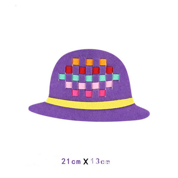 Fine Motor Skills – DIY Educational Weaving Craft Hat