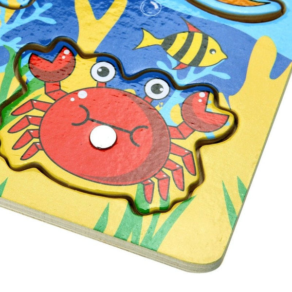 Fine Motor Skills – Puzzle Fishing Game Magnet