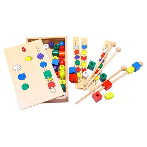 Hand-eye Coordination - Beads Sequencing Set