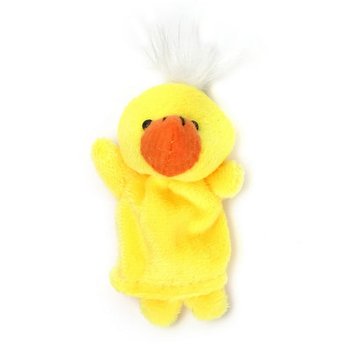 Cute Animal Finger Puppet - Offered