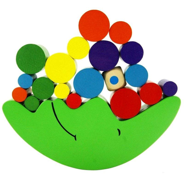 Hand-eye Coordination – Educational Balancing Moon Green