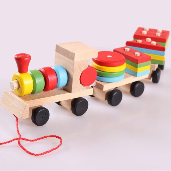 Hand-eye Coordination – Educational Geometry Train