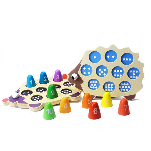 Hedgehog Spikes Matching Game