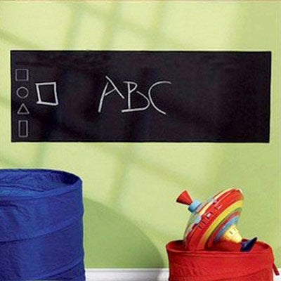 Montessori Classroom Decoration Chalk Board Wall Sticker