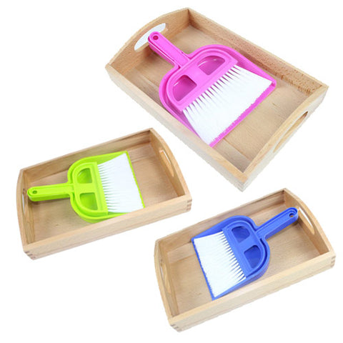 Montessori Crumbing Tray overview
