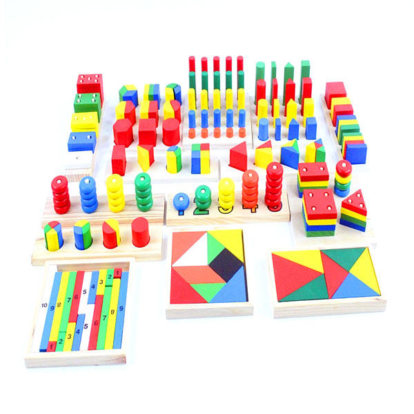 Geometry and Shapes Learning Set