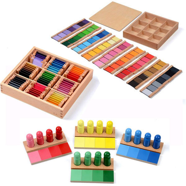 Color Resemblance Sorting Set
