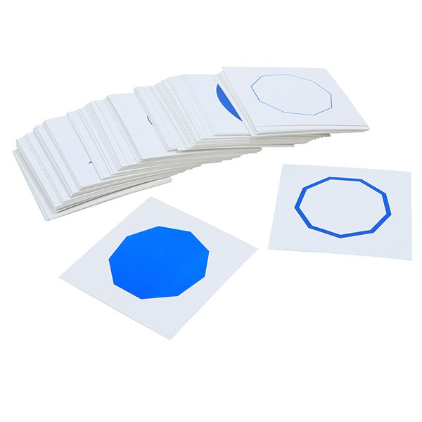 Montessori Metal Insets Set