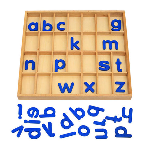 montessori wooden alphabet box