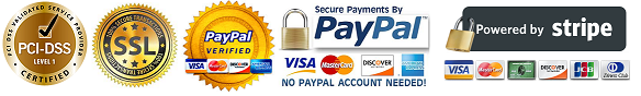 Paypal and Stripe