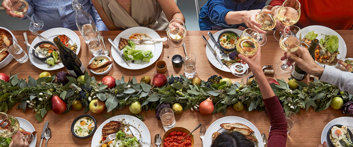 Foods To Eat At The Thanksgiving Table