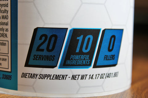New non stim preworkout from Pure Cut Supplements