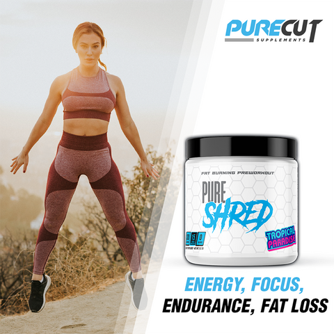 Pure Shred Fat Burning Preworkout