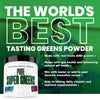The Best Tasting Greens Powder Supplement