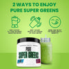 How To Take Pure Super Greens Supplement Powder