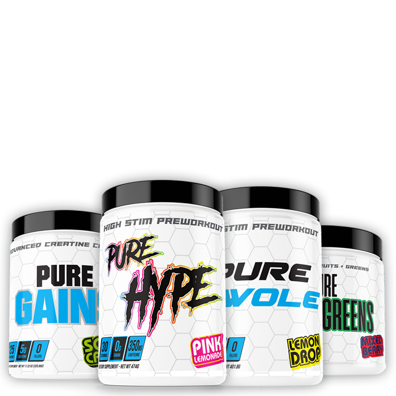 The Mass Stack - Pure Cut Supplements