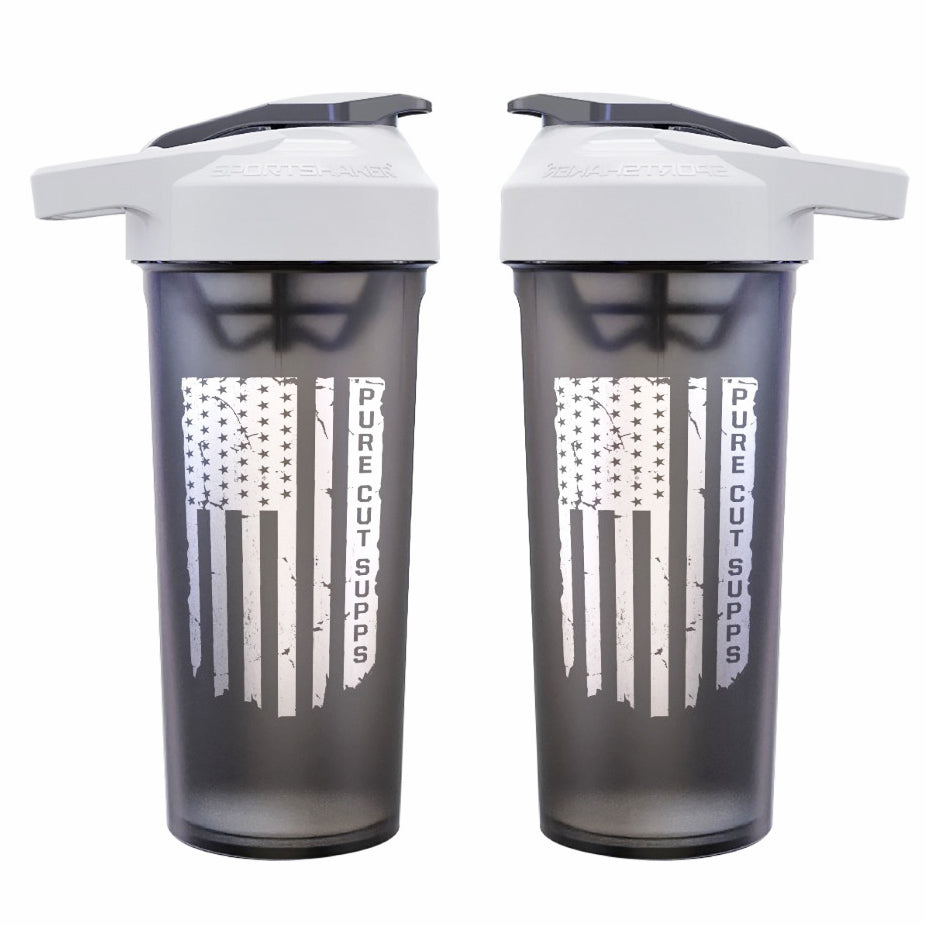 Pure Cut Shaker Cup - Pure Cut Supplements
