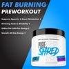 Fat Burner Thermogenic Preworkout Powder
