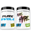 The Ultimate Preworkout Stack - Pure Cut Supplements