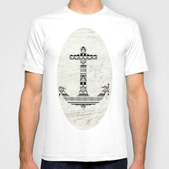 Aztec Nautical Anchor Short Sleeve