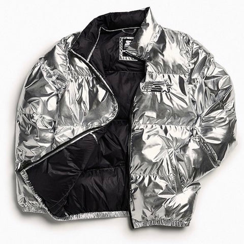 Starter Black Label Metallic Puffer