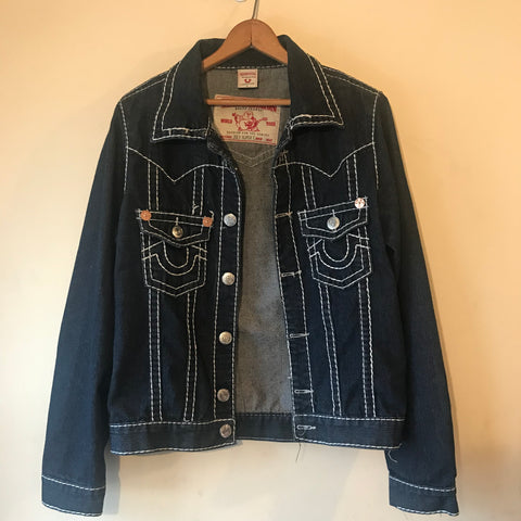 Women's True Religion Jean Jacket