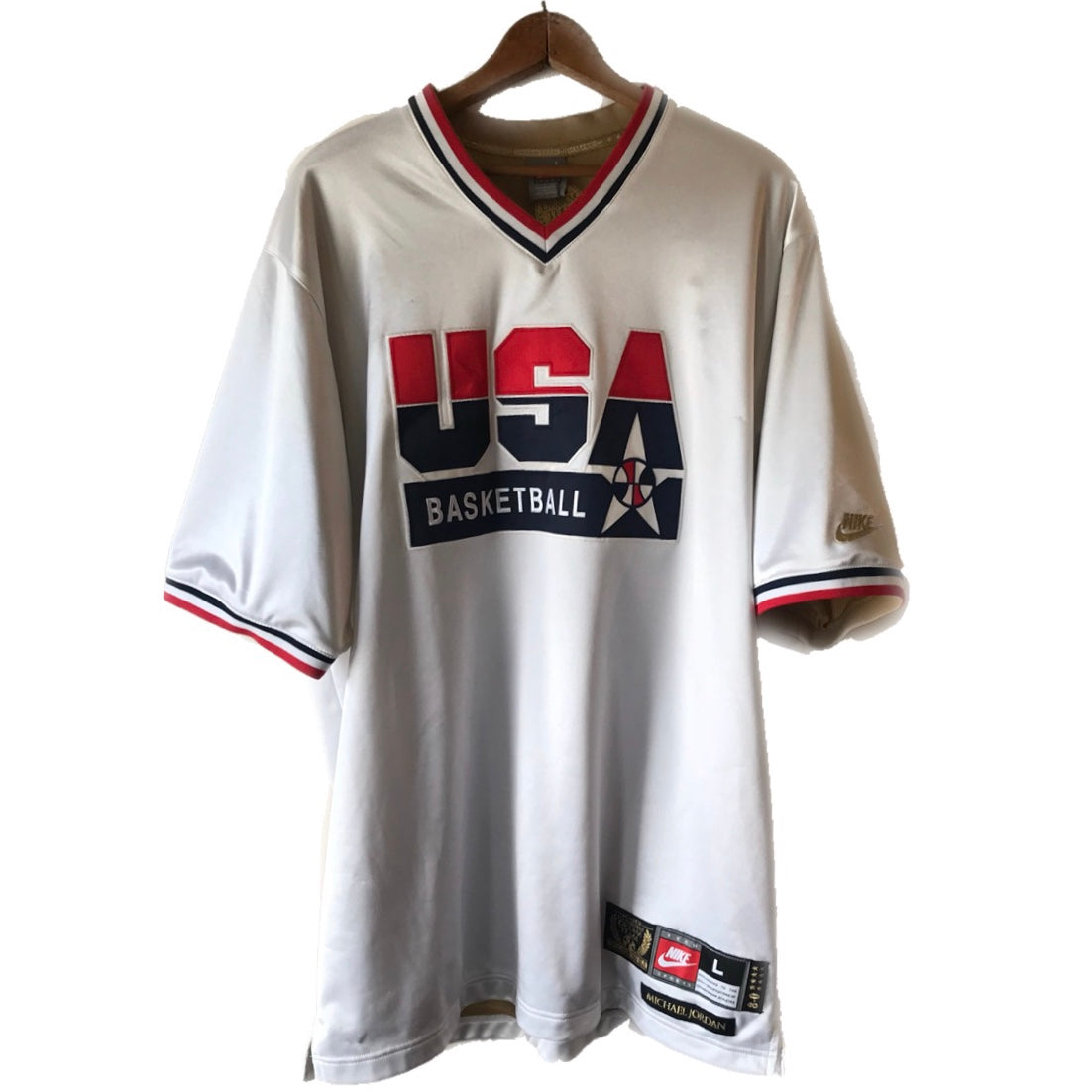 Michael Jordan Dream Team Nike WarmUp