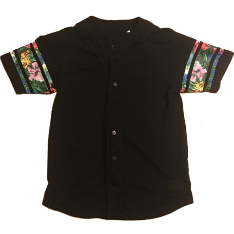 On The Byas Jersey Floral (M)