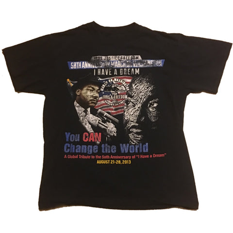 March On Washington 50th Anniversary Tee (M)