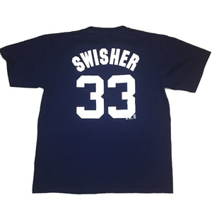 Nick Swisher NY Yankees Tee
