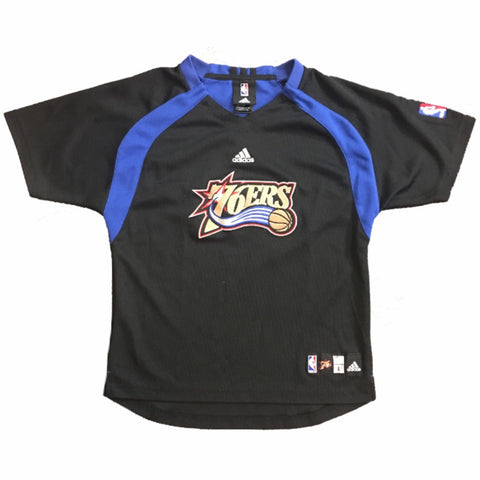 Adidas 76ers Shooting Shirt (YthL)