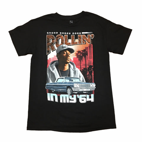 NWT Snoop Dogg Tee (M)