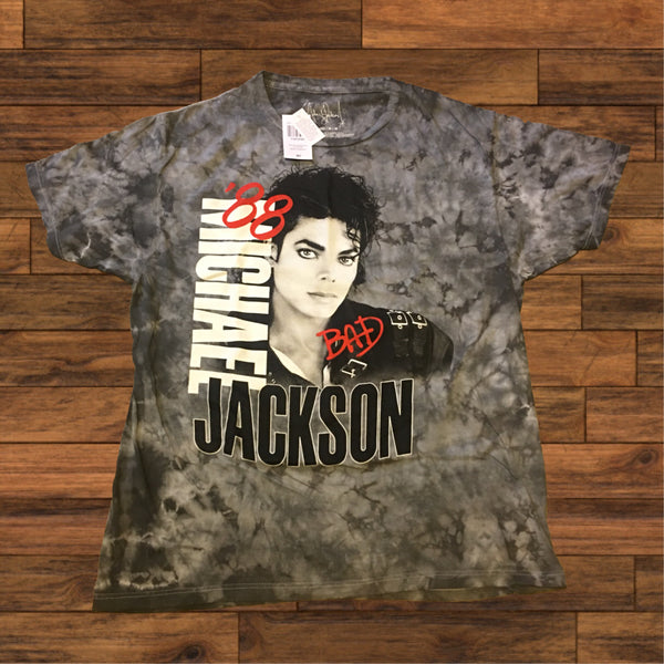 Michael Jackson Bad Tour Tee