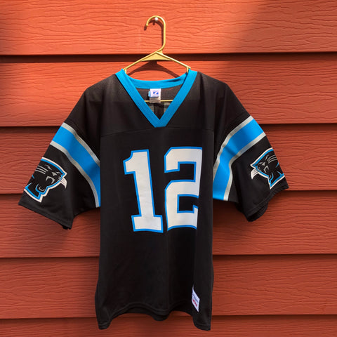 Logo7 Carolina Panthers Jersey